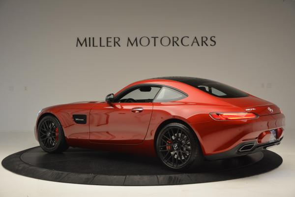 Used 2016 Mercedes Benz AMG GT S S for sale Sold at McLaren Greenwich in Greenwich CT 06830 4