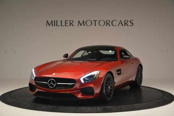 Used 2016 Mercedes Benz AMG GT S S for sale Sold at McLaren Greenwich in Greenwich CT 06830 1