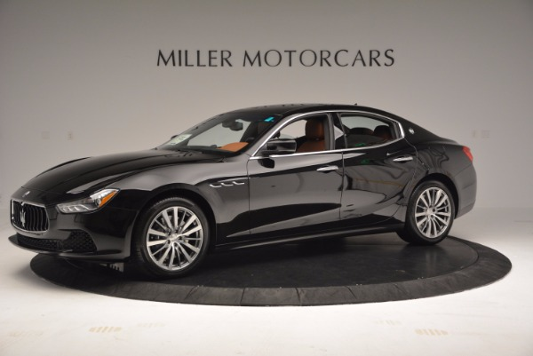 Used 2017 Maserati Ghibli SQ4 S Q4 Ex-Loaner for sale Sold at McLaren Greenwich in Greenwich CT 06830 2