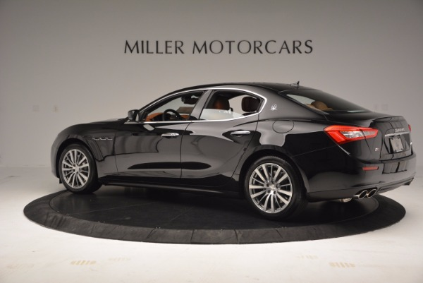 Used 2017 Maserati Ghibli SQ4 S Q4 Ex-Loaner for sale Sold at McLaren Greenwich in Greenwich CT 06830 4