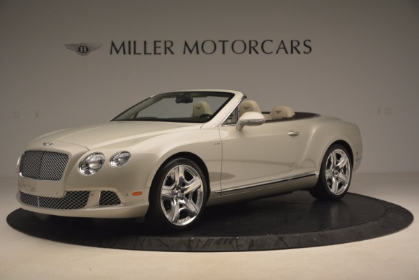 Used 2013 Bentley Continental GT for sale Sold at McLaren Greenwich in Greenwich CT 06830 2