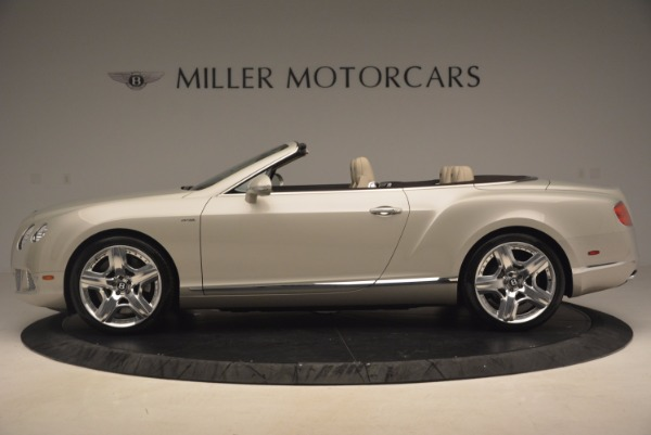 Used 2013 Bentley Continental GT for sale Sold at McLaren Greenwich in Greenwich CT 06830 3
