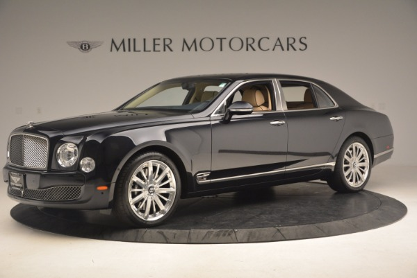 Used 2016 Bentley Mulsanne for sale Sold at McLaren Greenwich in Greenwich CT 06830 2