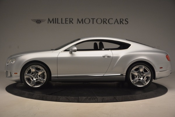 Used 2012 Bentley Continental GT for sale Sold at McLaren Greenwich in Greenwich CT 06830 3