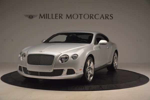 Used 2012 Bentley Continental GT for sale Sold at McLaren Greenwich in Greenwich CT 06830 1