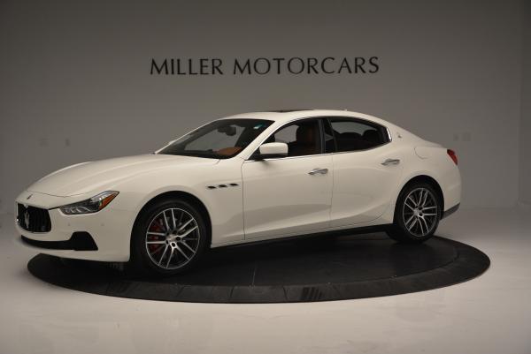 New 2016 Maserati Ghibli S Q4 for sale Sold at McLaren Greenwich in Greenwich CT 06830 2