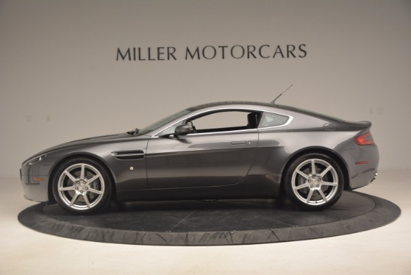 Used 2006 Aston Martin V8 Vantage Coupe for sale Sold at McLaren Greenwich in Greenwich CT 06830 3