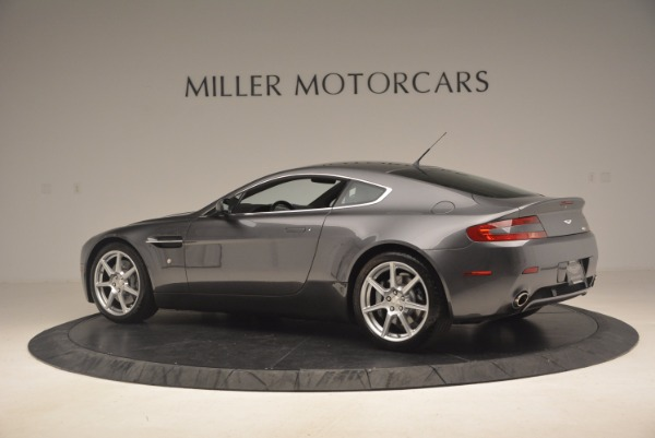 Used 2006 Aston Martin V8 Vantage Coupe for sale Sold at McLaren Greenwich in Greenwich CT 06830 4