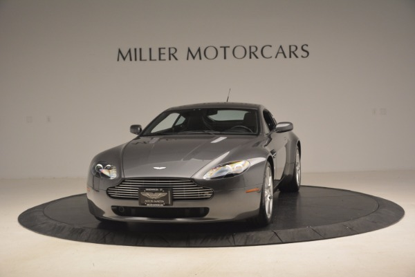 Used 2006 Aston Martin V8 Vantage Coupe for sale Sold at McLaren Greenwich in Greenwich CT 06830 1
