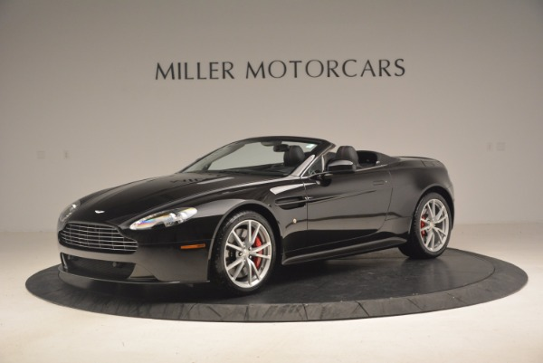 Used 2012 Aston Martin V8 Vantage S Roadster for sale Sold at McLaren Greenwich in Greenwich CT 06830 2