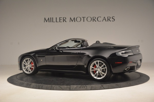 Used 2012 Aston Martin V8 Vantage S Roadster for sale Sold at McLaren Greenwich in Greenwich CT 06830 4