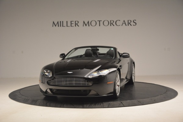 Used 2012 Aston Martin V8 Vantage S Roadster for sale Sold at McLaren Greenwich in Greenwich CT 06830 1