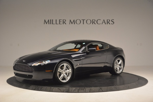 Used 2009 Aston Martin V8 Vantage for sale Sold at McLaren Greenwich in Greenwich CT 06830 2