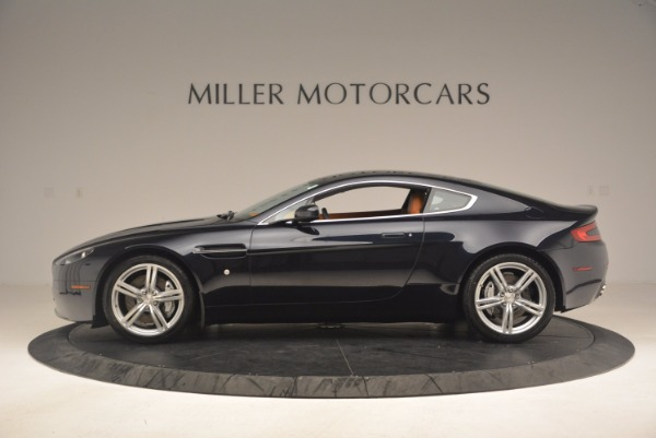Used 2009 Aston Martin V8 Vantage for sale Sold at McLaren Greenwich in Greenwich CT 06830 3