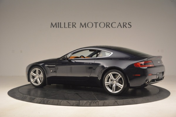 Used 2009 Aston Martin V8 Vantage for sale Sold at McLaren Greenwich in Greenwich CT 06830 4