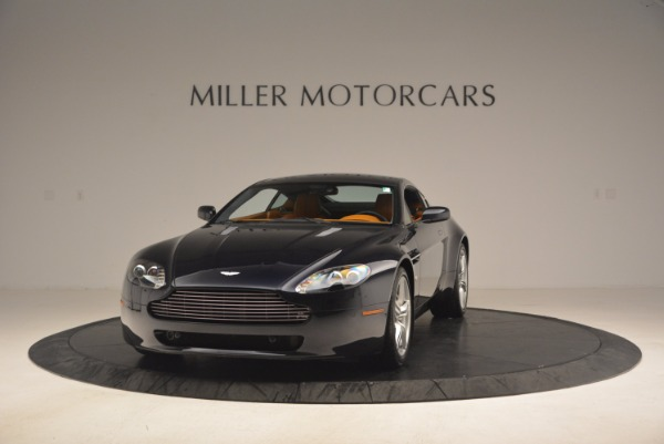Used 2009 Aston Martin V8 Vantage for sale Sold at McLaren Greenwich in Greenwich CT 06830 1