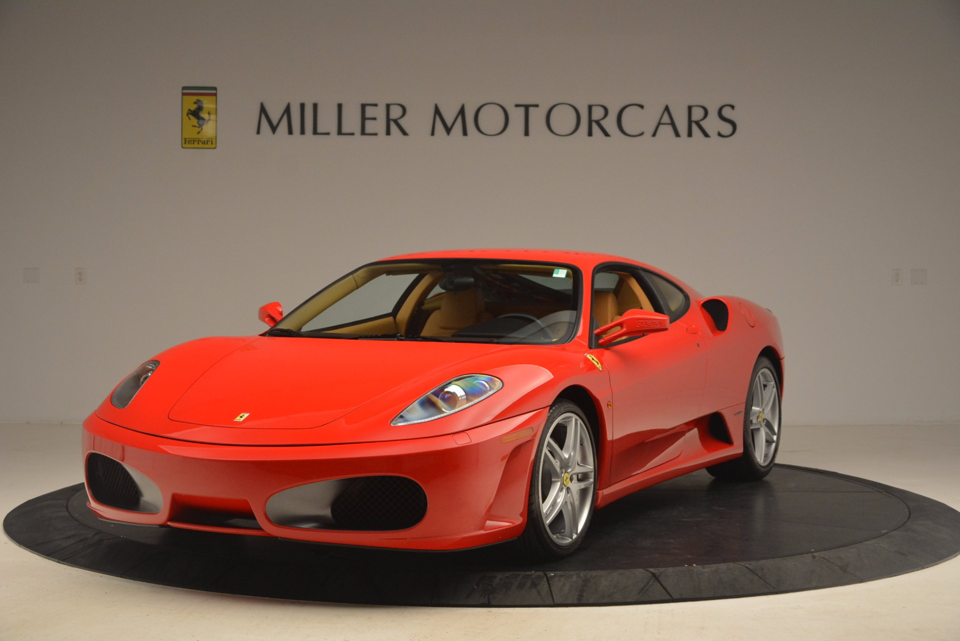 Used 2005 Ferrari F430 for sale Sold at McLaren Greenwich in Greenwich CT 06830 1