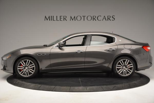 Used 2015 Maserati Ghibli S Q4 for sale Sold at McLaren Greenwich in Greenwich CT 06830 3