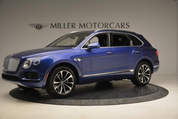 New 2017 Bentley Bentayga for sale Sold at McLaren Greenwich in Greenwich CT 06830 2