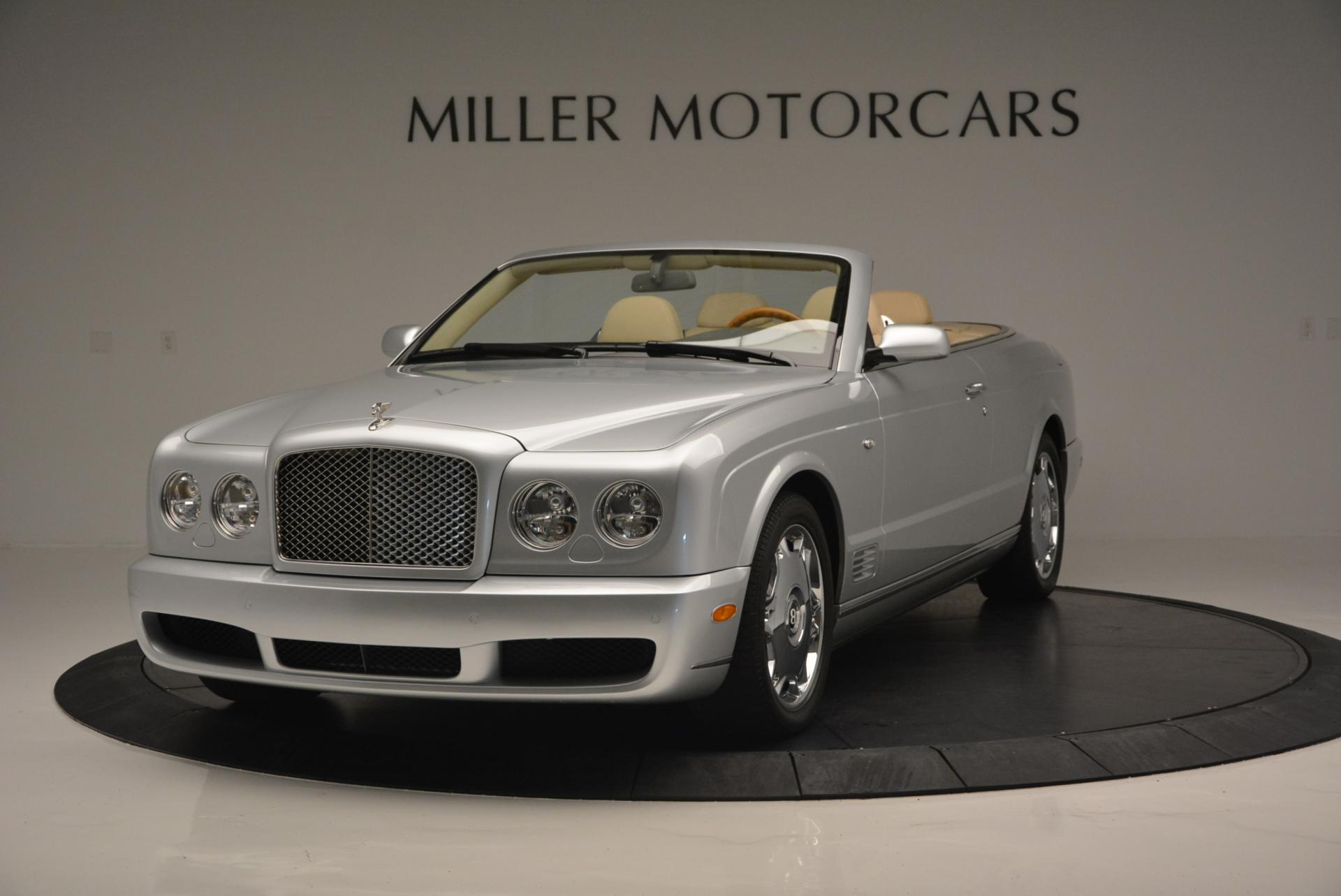 Used 2008 Bentley Azure for sale Sold at McLaren Greenwich in Greenwich CT 06830 1