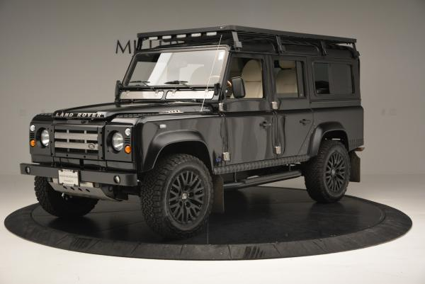 Used 1985 LAND ROVER Defender 110 for sale Sold at McLaren Greenwich in Greenwich CT 06830 2