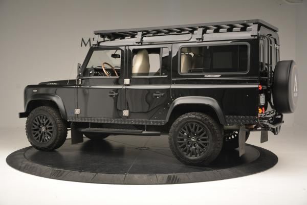 Used 1985 LAND ROVER Defender 110 for sale Sold at McLaren Greenwich in Greenwich CT 06830 3
