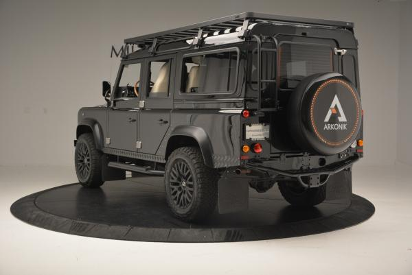 Used 1985 LAND ROVER Defender 110 for sale Sold at McLaren Greenwich in Greenwich CT 06830 4