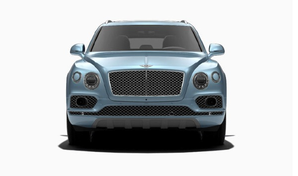 Used 2017 Bentley Bentayga for sale Sold at McLaren Greenwich in Greenwich CT 06830 2