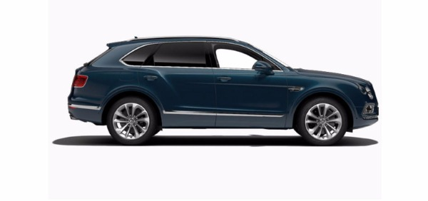 Used 2017 Bentley Bentayga W12 for sale Sold at McLaren Greenwich in Greenwich CT 06830 3