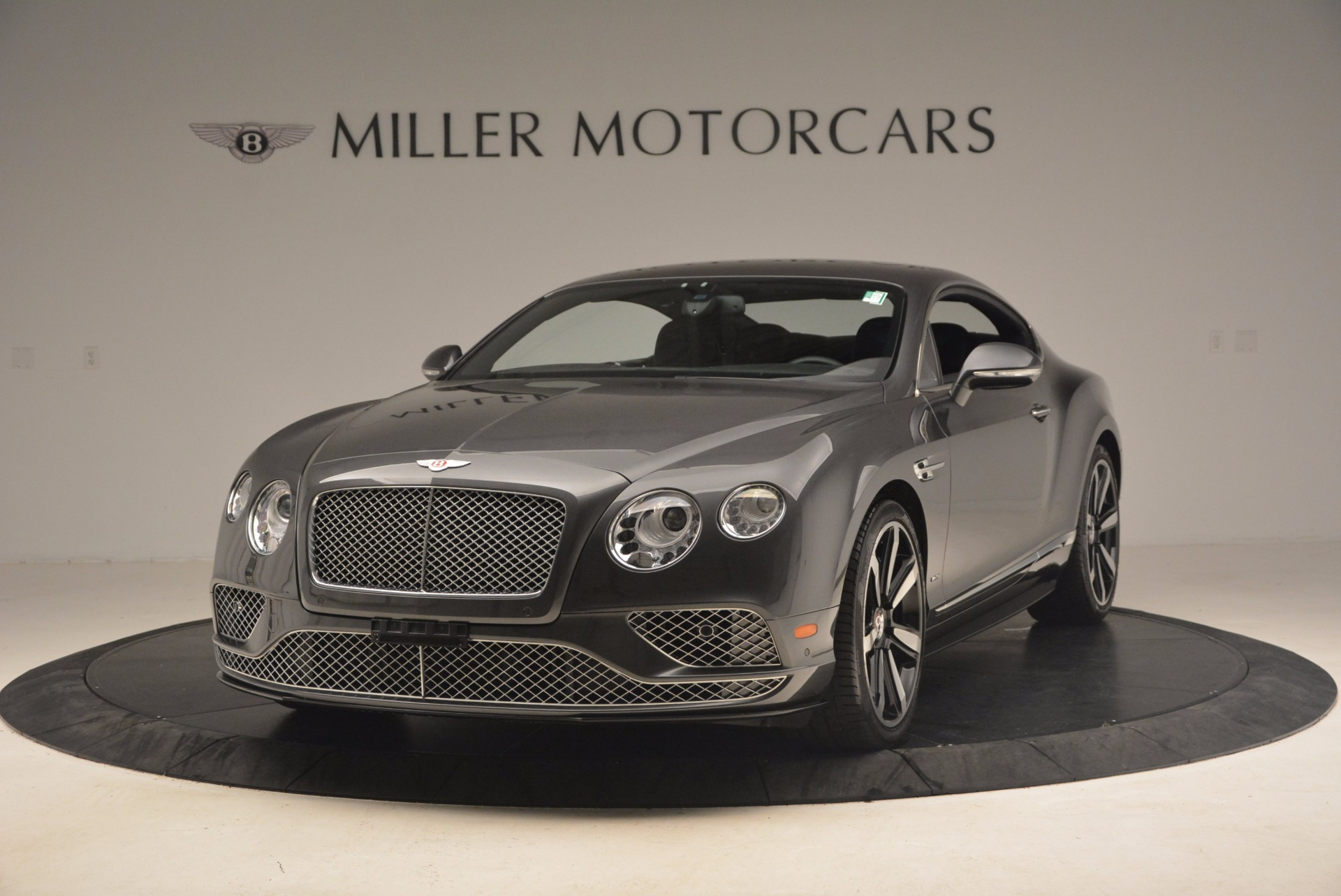 Used 2016 Bentley Continental GT V8 S for sale Sold at McLaren Greenwich in Greenwich CT 06830 1