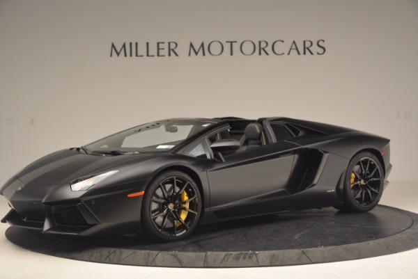 Used 2015 Lamborghini Aventador LP 700-4 for sale Sold at McLaren Greenwich in Greenwich CT 06830 2