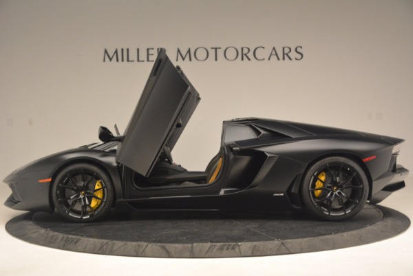 Used 2015 Lamborghini Aventador LP 700-4 for sale Sold at McLaren Greenwich in Greenwich CT 06830 3