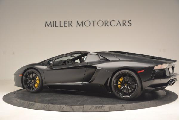 Used 2015 Lamborghini Aventador LP 700-4 for sale Sold at McLaren Greenwich in Greenwich CT 06830 4