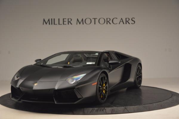 Used 2015 Lamborghini Aventador LP 700-4 for sale Sold at McLaren Greenwich in Greenwich CT 06830 1