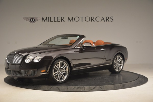 Used 2010 Bentley Continental GT Series 51 for sale Sold at McLaren Greenwich in Greenwich CT 06830 2