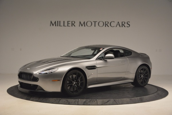 Used 2017 Aston Martin V12 Vantage S for sale Sold at McLaren Greenwich in Greenwich CT 06830 2