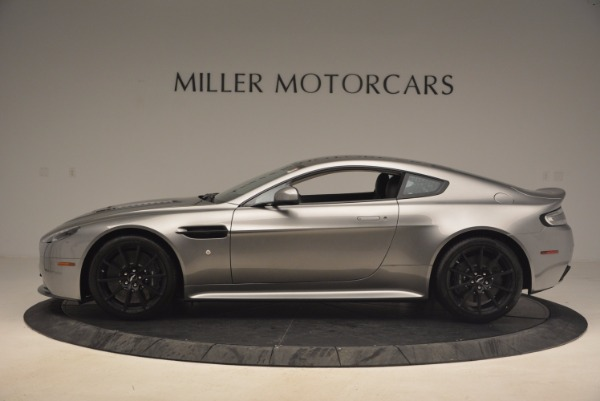 Used 2017 Aston Martin V12 Vantage S for sale Sold at McLaren Greenwich in Greenwich CT 06830 3