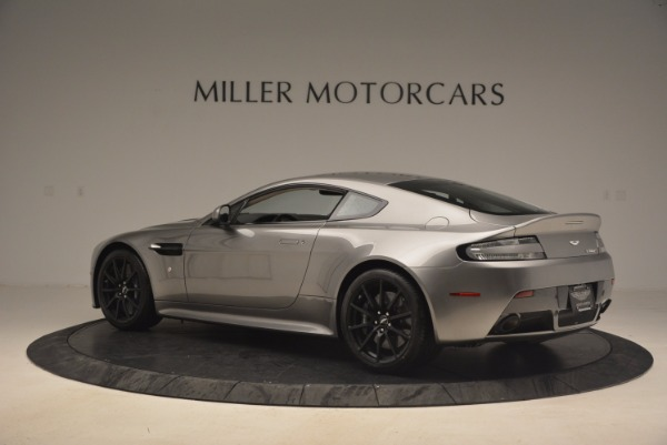 Used 2017 Aston Martin V12 Vantage S for sale Sold at McLaren Greenwich in Greenwich CT 06830 4