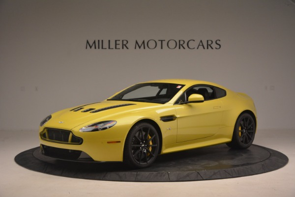 New 2017 Aston Martin V12 Vantage S for sale Sold at McLaren Greenwich in Greenwich CT 06830 2