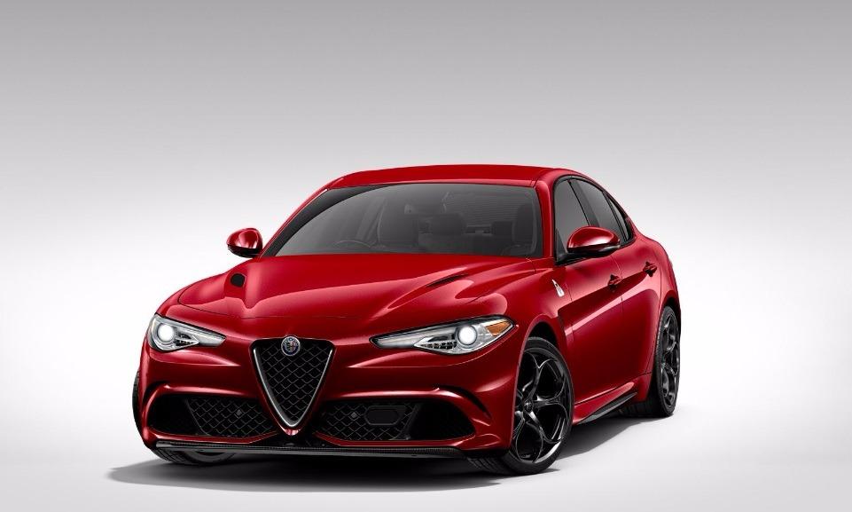 New 2017 Alfa Romeo Giulia Quadrifoglio Quadrifoglio for sale Sold at McLaren Greenwich in Greenwich CT 06830 1