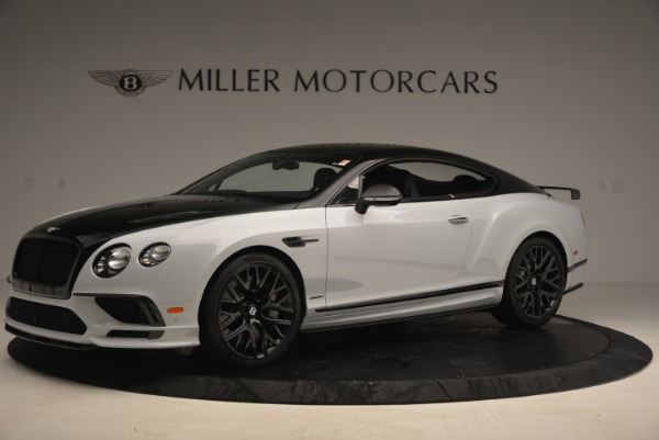 New 2017 Bentley Continental GT Supersports for sale Sold at McLaren Greenwich in Greenwich CT 06830 2