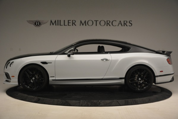 New 2017 Bentley Continental GT Supersports for sale Sold at McLaren Greenwich in Greenwich CT 06830 3
