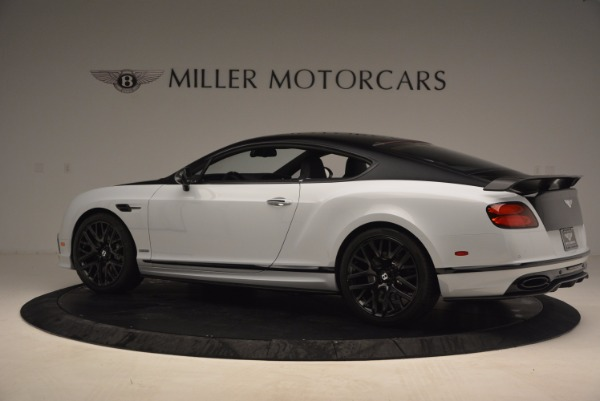 New 2017 Bentley Continental GT Supersports for sale Sold at McLaren Greenwich in Greenwich CT 06830 4