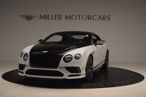 New 2017 Bentley Continental GT Supersports for sale Sold at McLaren Greenwich in Greenwich CT 06830 1