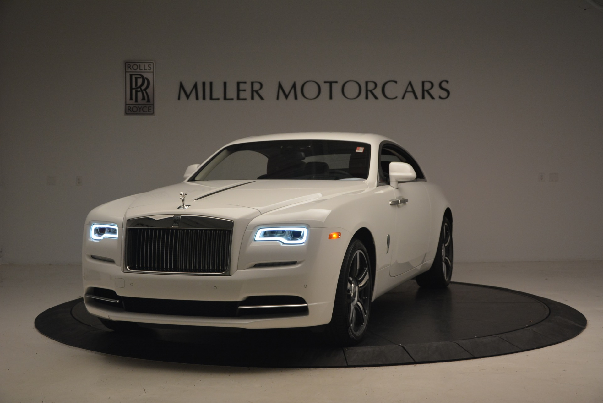 Used 2017 Rolls-Royce Wraith for sale Sold at McLaren Greenwich in Greenwich CT 06830 1