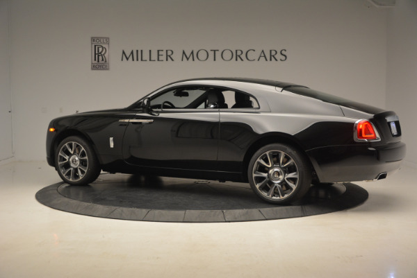 New 2018 Rolls-Royce Wraith for sale Sold at McLaren Greenwich in Greenwich CT 06830 4