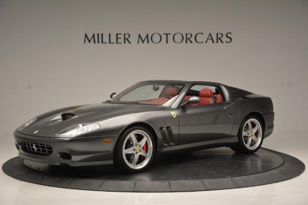 Used 2005 Ferrari Superamerica for sale $349,900 at McLaren Greenwich in Greenwich CT 06830 2