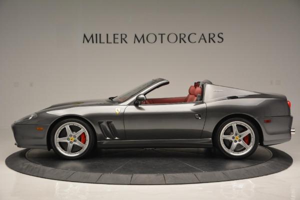 Used 2005 Ferrari Superamerica for sale $349,900 at McLaren Greenwich in Greenwich CT 06830 3