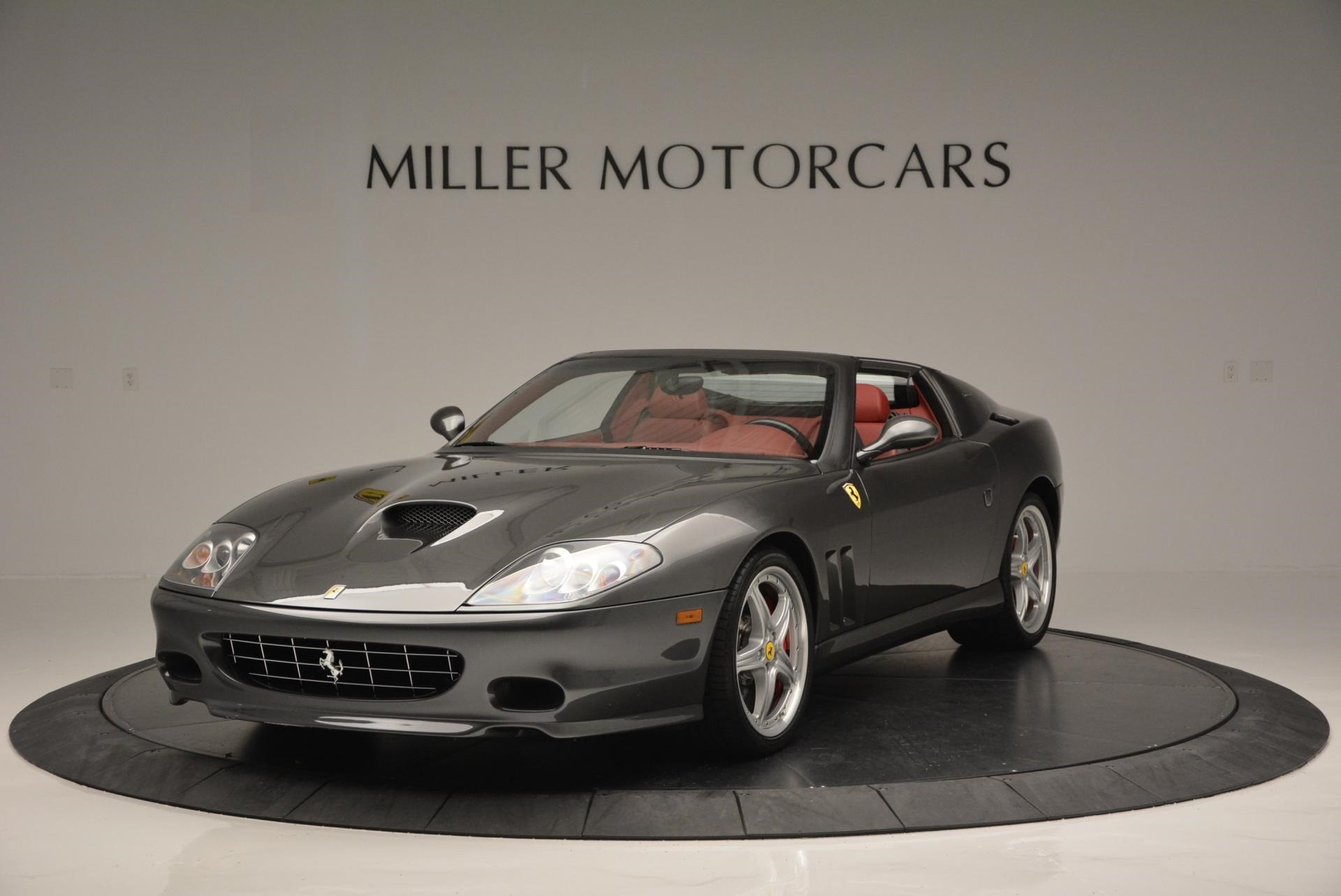 Used 2005 Ferrari Superamerica for sale $349,900 at McLaren Greenwich in Greenwich CT 06830 1