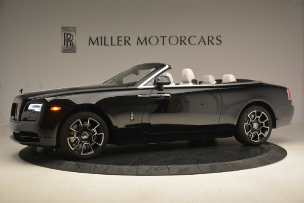 Used 2018 Rolls-Royce Dawn Black Badge for sale Call for price at McLaren Greenwich in Greenwich CT 06830 2